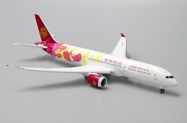 Boeing 787-9 Juneyao Airlines Flaps Down Version B-20D1 Scale 1/400