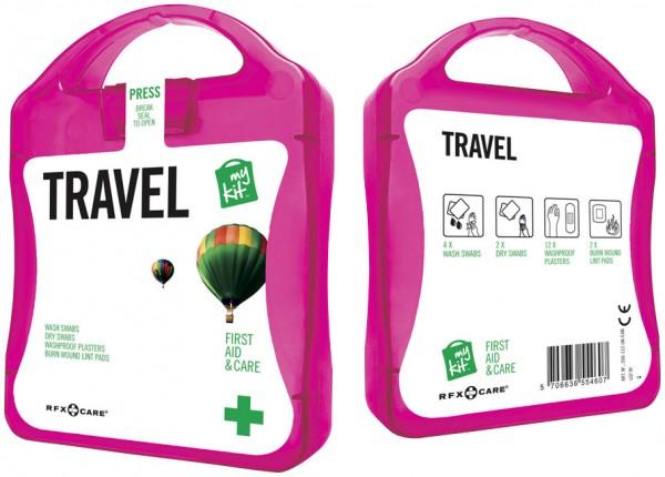 MyKit Reise, magenta / MyKit Travel, magenta