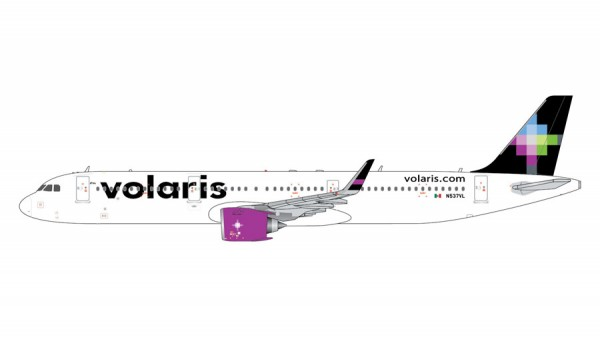 Airbus A321neo Volaris new livery Scale 1/400