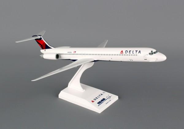 McDonnell Douglas MD-80 Delta Air Lines Scale 1/150