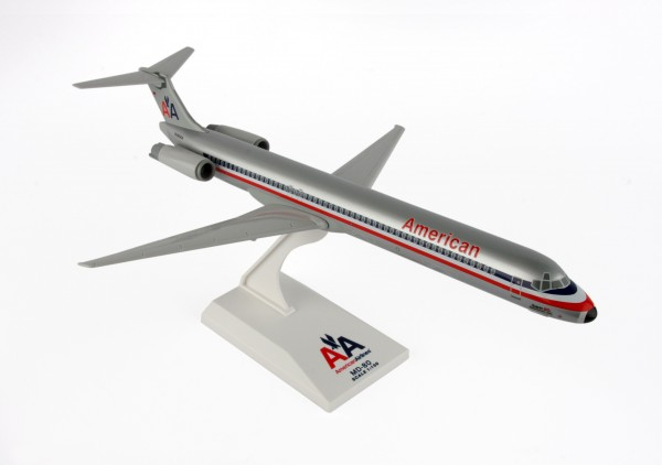 McDonnell Douglas MD-80 American Airlines Scale 1/150