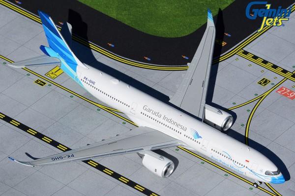 "Airbus A330-900neo Garuda Indonesia ""Ayo Pakai Masker"" PK-GHG Scale 1/400"