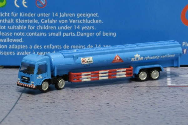 GSE Set 5 KLM Scale 1/200 #