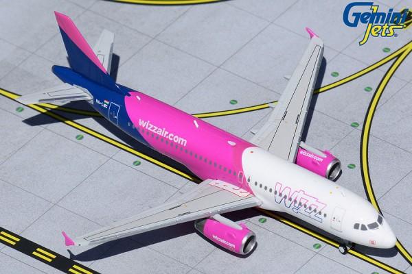 Airbus A320 Wizz Air HA-LWC Scale 1/400