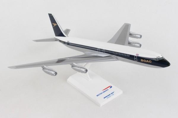 Boeing 707 BOAC G-AWHU Scale 1/150