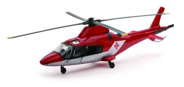 Agusta Westland AW109 Scale 1/43