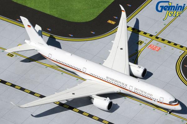 Airbus A350-900 Federal Republic of Germany/Bundesrepublik Deutschland 10+03 Scale 1/400