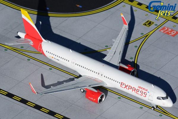 Airbus A321neo Iberia Express EC-NGP Scale 1/400