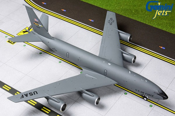 "Boeing KC-135R Stratotanker United States Air Force (USAF) ""Beale Air Force Base"" 91472 Scale 1/200"