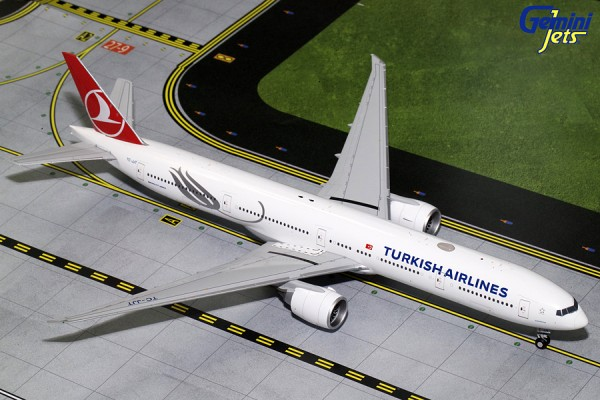 Boeing 777-300ER Turkish Airlines Scale 1/200