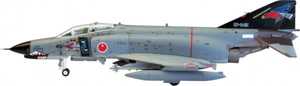 """McDonnell Douglas F-4EJ Phantom II JASDF Kai """"302SQ Special 2010"""" (Black Tail) Scale 1:80"""