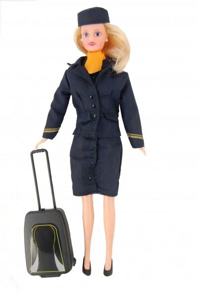 LIMOX Stewardess doll