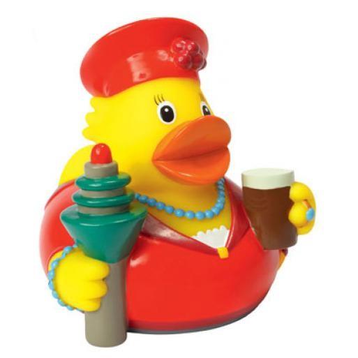 """Quietsche-Ente """"Düsseldorf"""" / Rubber duck """"Dusseldorf"""""""