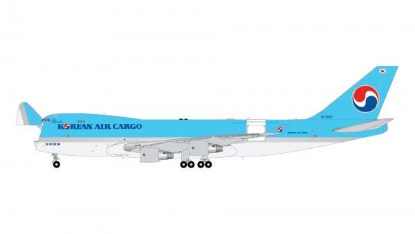 Boeing 747-400ERF Korean Air Cargo (Interactive Series) HL7603 Scale 1/200