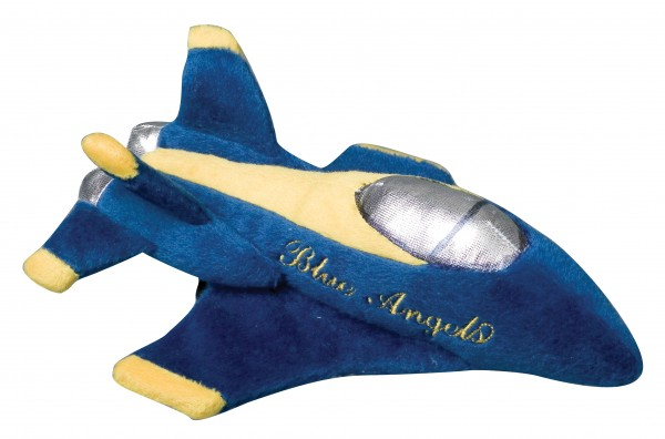 Plush Blue Angels without Sound