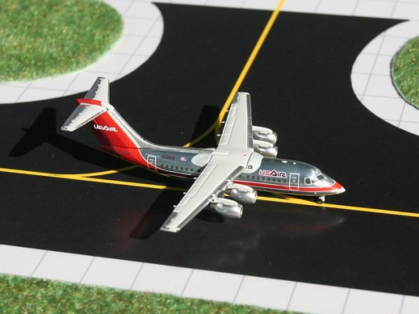British Aerospace BAe 146-200 US Air Scale 1/400