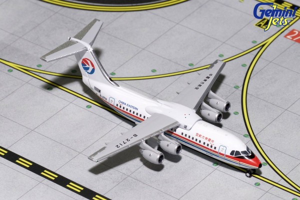 British Aerospace BAe 146-300 China Eastern Airlines Scale 1/400