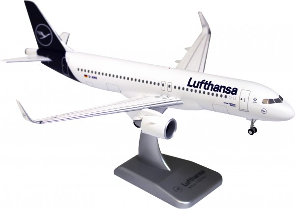 Airbus A320neo Lufthansa New Livery Scale 1:200 w/G