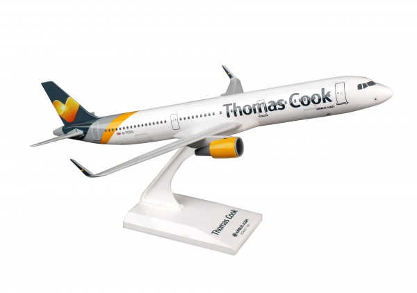 Airbus A321 Thomas Cook NL Scale 1/150 w/Gear