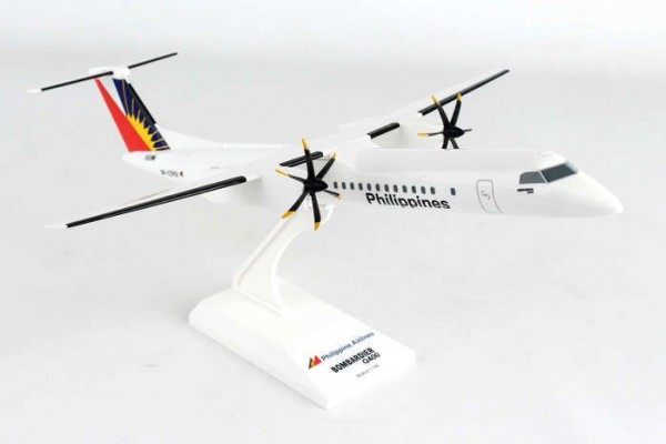Bombardier DHC-8-400 Philippine Airlines Scale 1/100