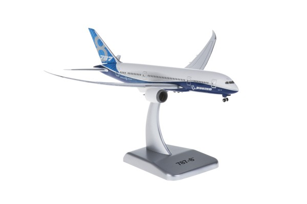 Boeing 787-8 House Color NL Scale 1:400
