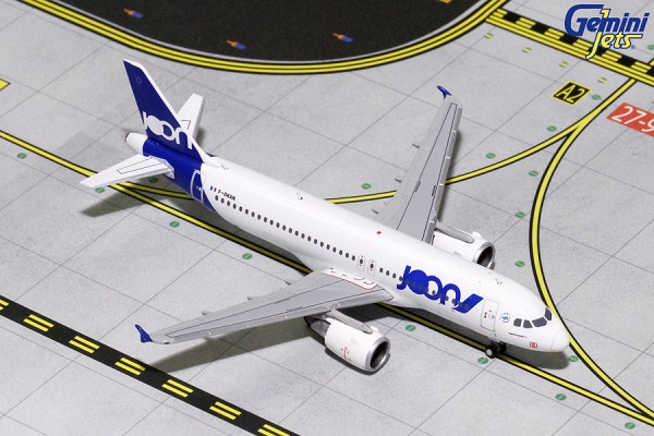 Airbus A320-200 Joon F-GKXN Scale 1/400