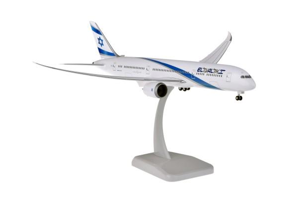Boeing 787-9 EL AL Israel Airlines Scale 1:200