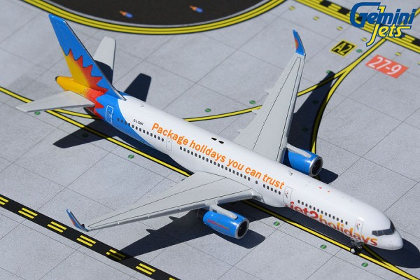 Boeing 757-200(W) Jet2holidays G-LSAN Scale 1/400