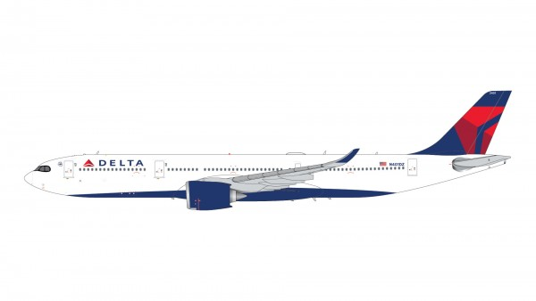 Airbus A330-900neo Delta Air Lines N401DZ Scale 1/200