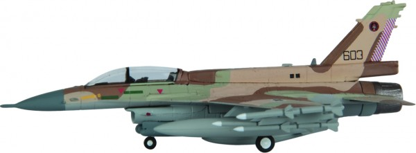Lockheed Martin F-16D Fighting Falcon Israeli Air Force Scale 1/200