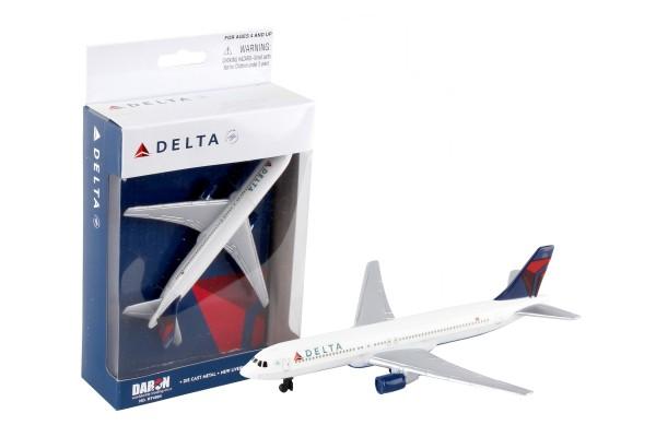 Delta Airlines Single Toyplane