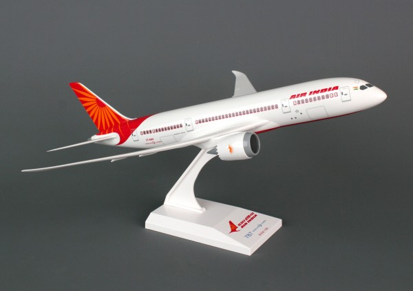 Boeing 787-8 Air India Scale 1/200