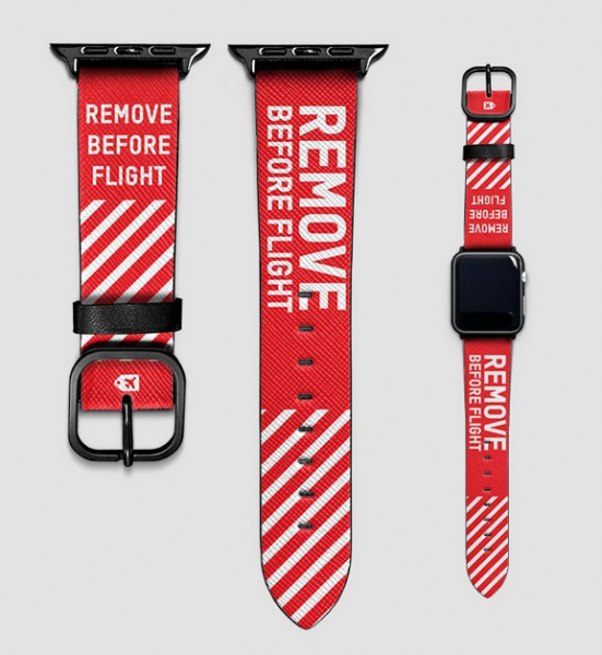 Apple Watch Band Remove Before Flight 42mm/44mm