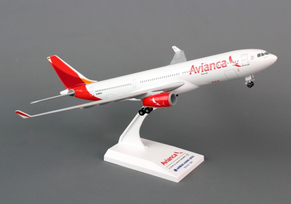 Airbus A330-200 Aviana Airlines NL Scale 1/200 w/G