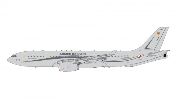 Airbus A330-200 MRTT (KC-3 Voyager) French Air Force Armée de l'Air F-UJCH Scale 1/400