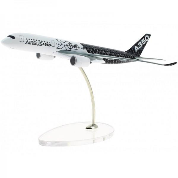 "Airbus A350 XWB ""Carbon"" Scale 1:400 (die-cast)"