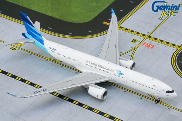 Airbus A330-900neo Garuda Indonesia PK-GHE Scale 1/400
