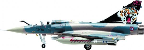 "Dassault Mirage 2000C 12-YN EC 1/12 ""Cambrésis"" 90 ans SPA 162 ""Tigre"" Scale 1/200"