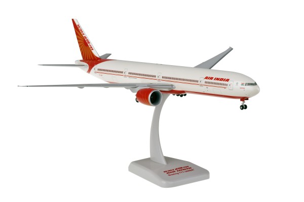 Boeing 777-300ER Air India New Livery VT-ALK Scale 1:200