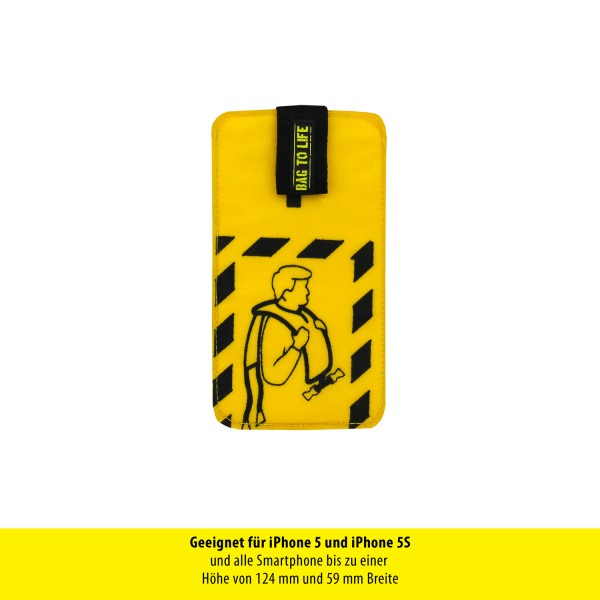 Check-in Smartphone Sleeve (iPhone 5)