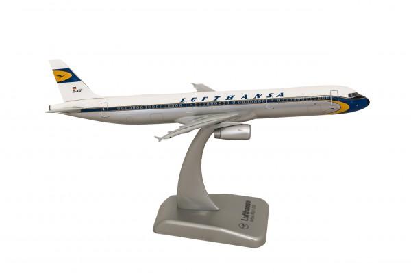 """Airbus A321 Lufthansa """"Retro livery"""" D-AIDV Scale 1:200"""