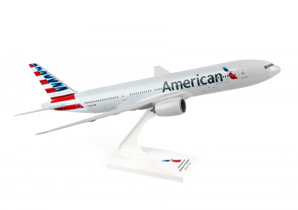 Boeing 777-200 American Airlines Scale 1/200