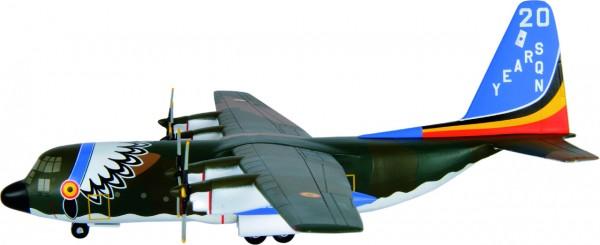 Lockheed Martin C-130H Belgium Air Force Scale 1/200
