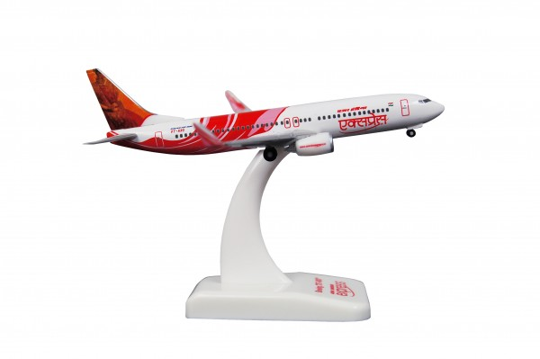 Boeing 737-800 Air India Express Scale 1:500