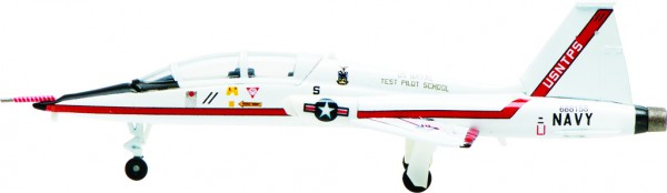 Northrop T-38A Talon US Navy, Patuxent River NAS USNTPS 50th Anniversary 1995 Scale 1/200