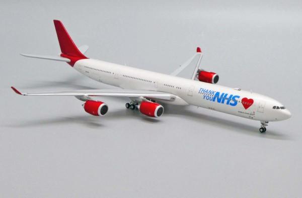Airbus A340-600 Maleth Aero 9H-EAL Scale 1/400
