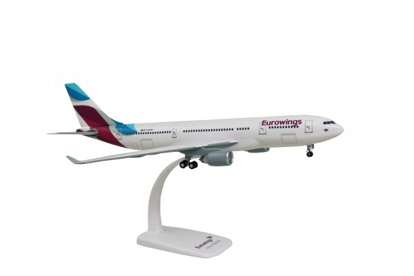 Airbus A330-200 Eurowings Scale 1:200