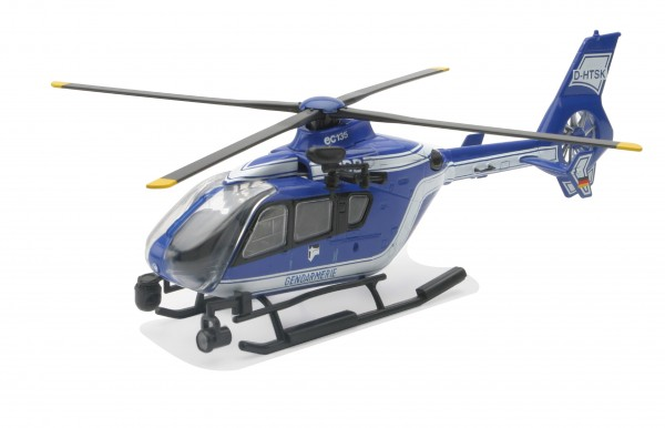 Airbus Helicopter H135 French Gendamerie Scale 1/43