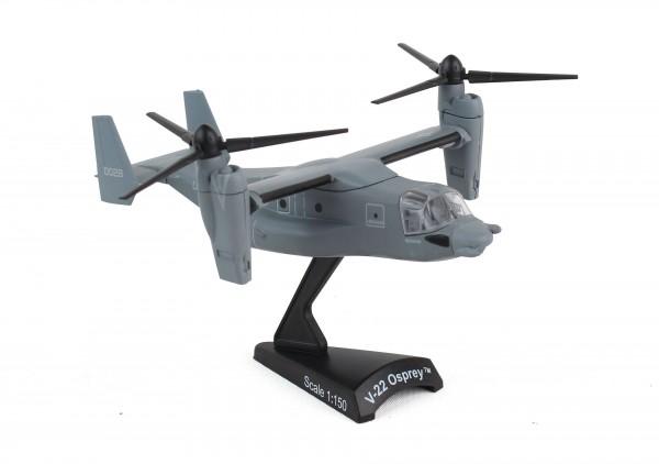 POSTAGE STAMP Bell Boeing V-22 Osprey USAF Scale 1/150