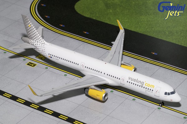 Airbus A321S Vueling EC-MLM Scale 1/200
